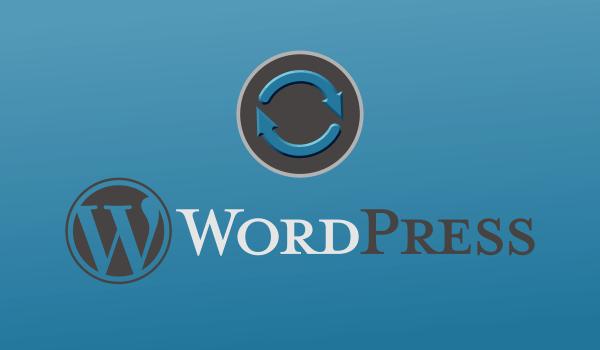 Automatische WordPress Aktualisierung
