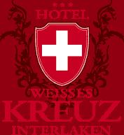 Hotel Weisses Kreuz Interlaken Logo